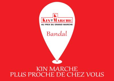 Kin Marché Bandal