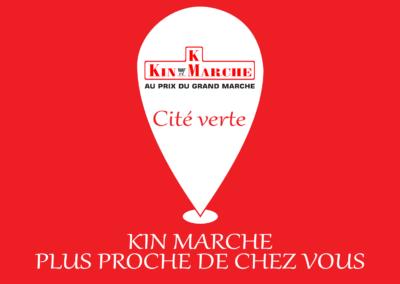 Kin Marché Cité verte
