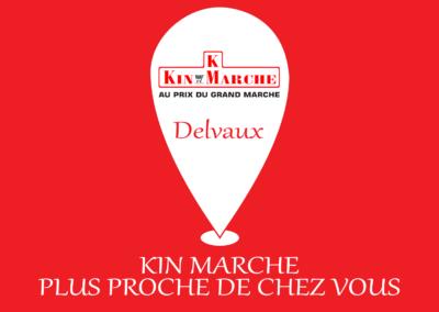Kin Marché Delvaux