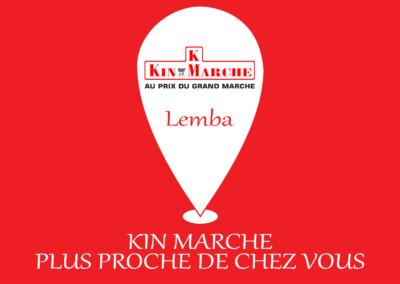 Kin Marché Sous-region Lemba