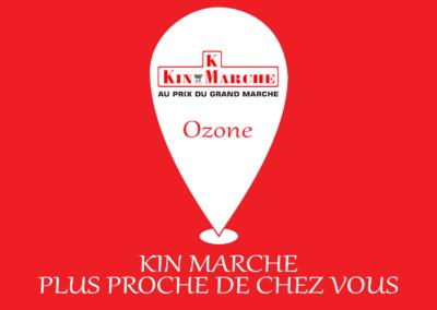 Kin Marché Ozone