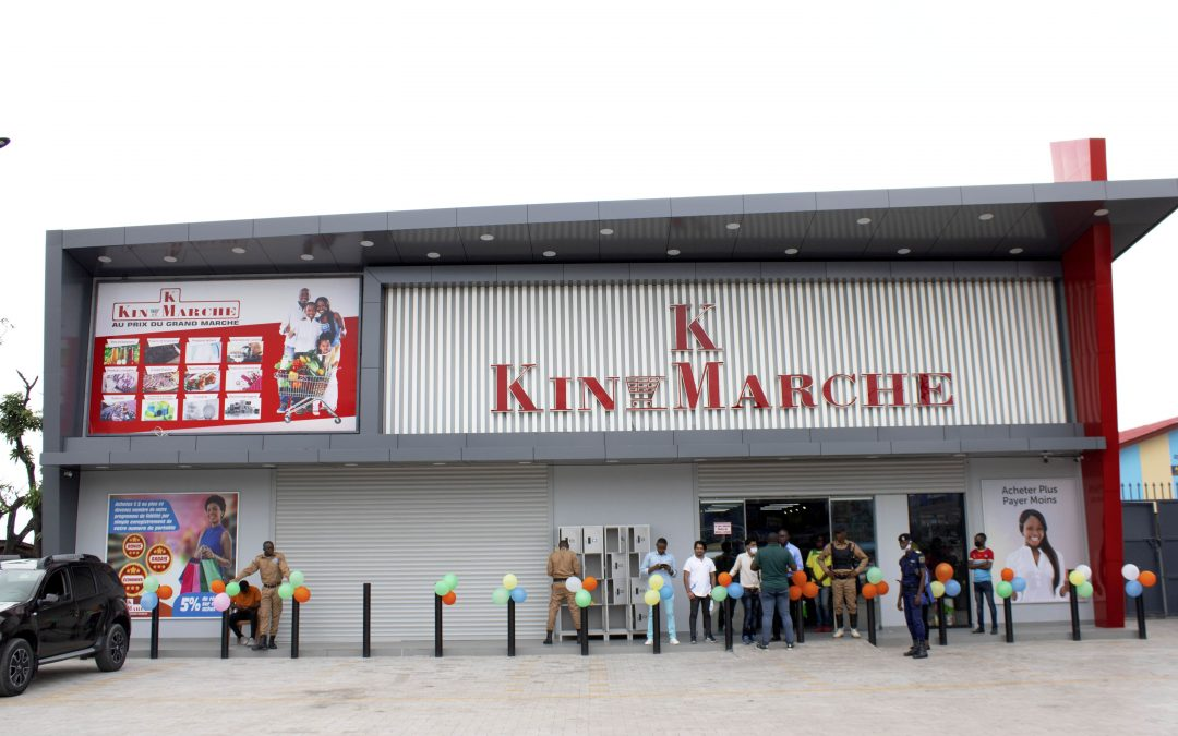 Kin Marché is going from strenght to strenght.